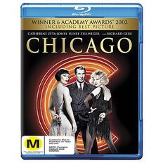 Chicago Blu-ray 1Disc