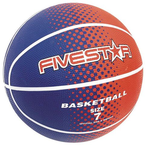 Fivestar Basketball Ball Size 7
