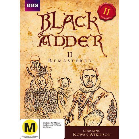 Blackadder II Remastered DVD 1Disc