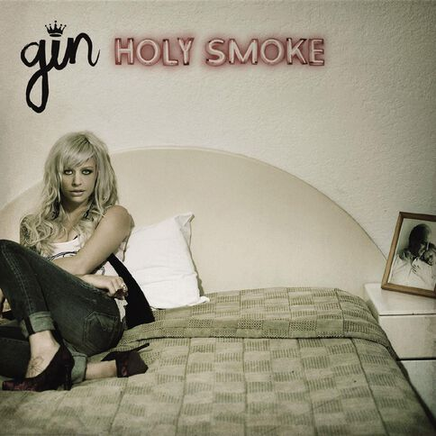 Holy Smoke CD by Gin Wigmore 1Disc