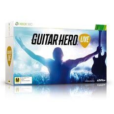 Xbox360 Guitar Hero Live