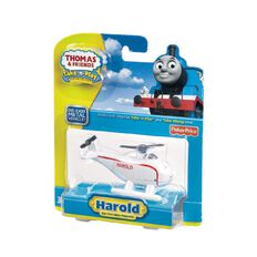 Thomas & Friends Fisher-Price Take 'n Play Small Vehicles Harold