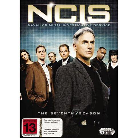 NCIS Season 7 DVD 6Disc
