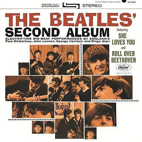 The Beatles Second Album by The Beatles CD