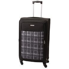 Intrepid Spinner Soft Suitcase Tartan