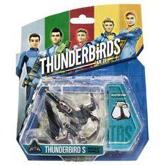 Thunderbirds Diecast Vehicle Assorted