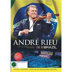 Andre Rieu Live in Brazil DVD 1Disc