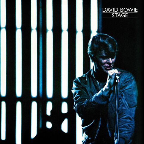 Stages CD by David Bowie 2Disc