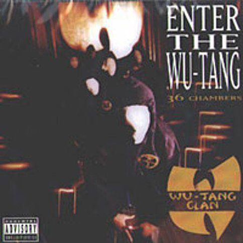 Enter The Wu-Tang CD by Wu-Tang Clan 1Disc