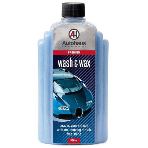 Autohaus Premium Wash & Wax 500ml