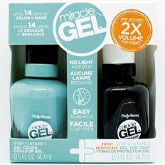 Sally Hansen Miracle Gel Duo Pack Geo Mint 230