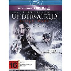 Underworld Blood Wars Blu-ray 1Disc