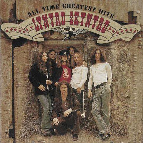 All Time Greatest Hits CD by Lynyrd Skynyrd 1Disc