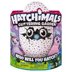 Hatchimals Glitter Penguala Purple or Blue