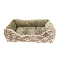 Petzone Miami Dog Bed Olive