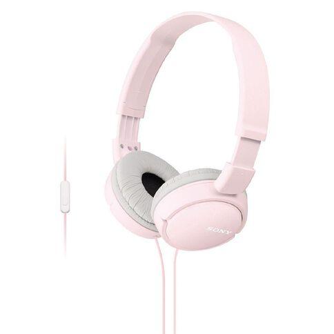 Sony Headphones MDRZX110APP Pink