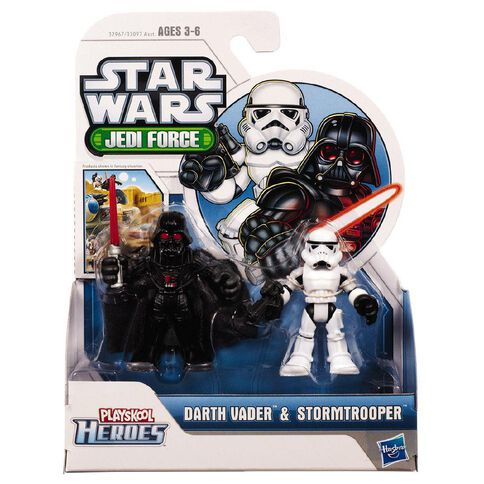 Playskool Star Wars Heroes Jedi Force Assorted 2 Pack