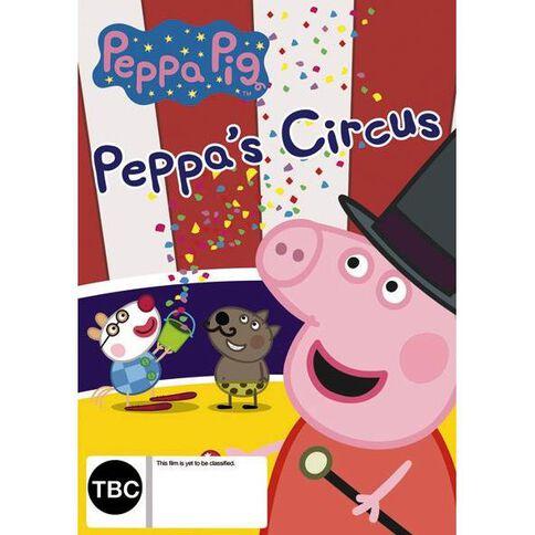 Peppa Pig Circus DVD 1Disc