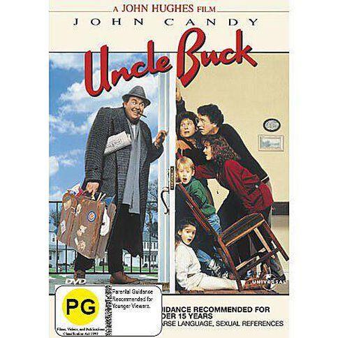 Uncle Buck DVD 1Disc