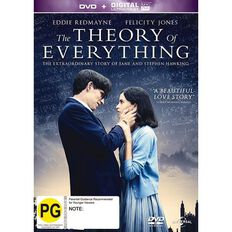 The Theory of Everything DVD 1Disc
