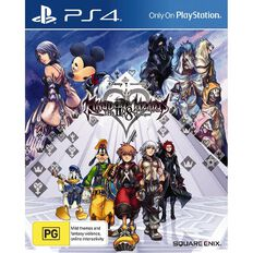 PS4 Kingdom Hearts HD 2.8