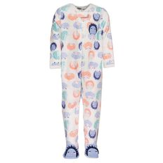 H&H Infants Girls' Sleepsuit