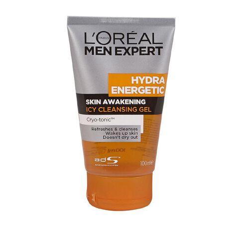 L'Oreal Paris Men Expert Hydra Energetic Cleansing Gel 100ml