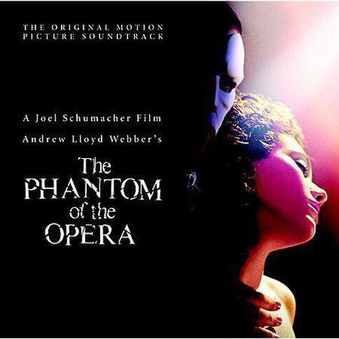 Phantom of the Opera CD by Original Soundtrack 1Disc