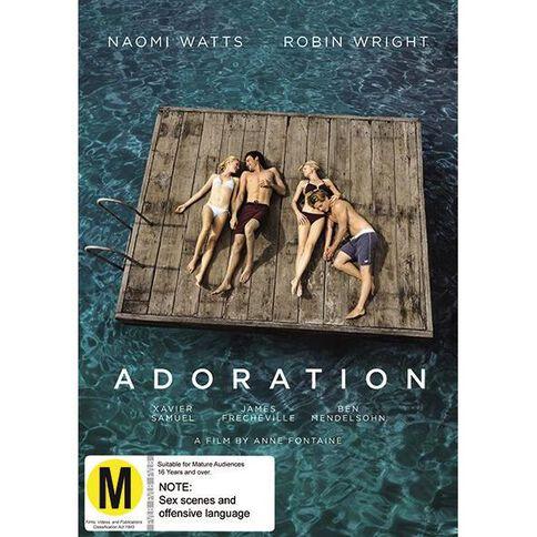 Adoration DVD 1Disc