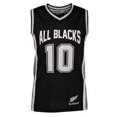 All Blacks Kids' Mesh Singlet