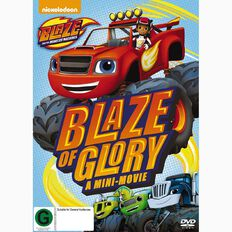 Blaze & The Monster Machines DVD 1Disc