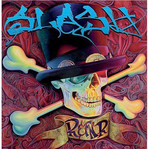 Slash CD by Slash 1Disc