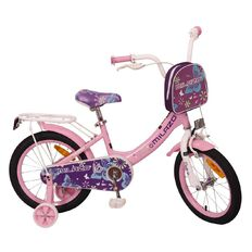 Milazo 16 inch Girls' Bike-in-a-Box 313