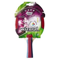 Formula Sports Table Tennis Bat 3 Star Wizard