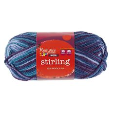 Knitwise Yarn Stirling Colony Wool 8-Ply 50g