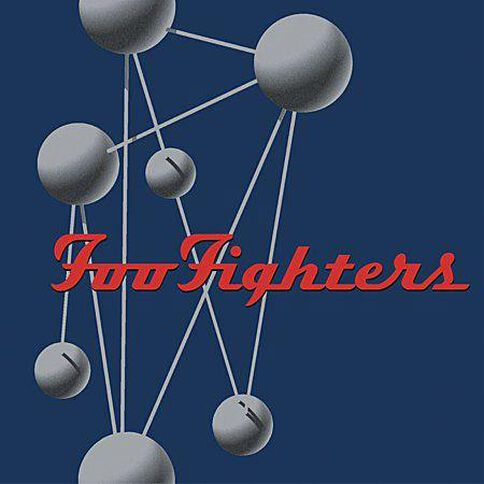 The Colour & The Shape CD by Foo Fighters 1Disc
