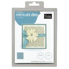 Couture Creations Dies Background Collection Assorted