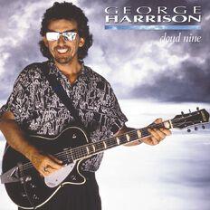 Cloud Nine Vinyl by George Harrison 1Record