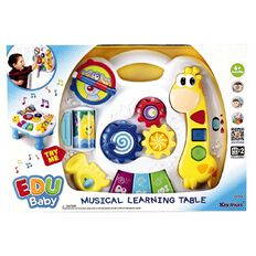Keenway Musical Learning Table