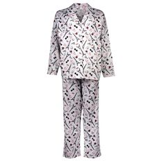 Basics Brand Women's Packaged Flannelette Pyjamas
