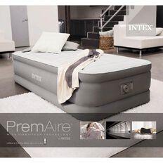 Intex Twin Premiere Elevated BIP Airbed 99cm x 1.91m x 46cm