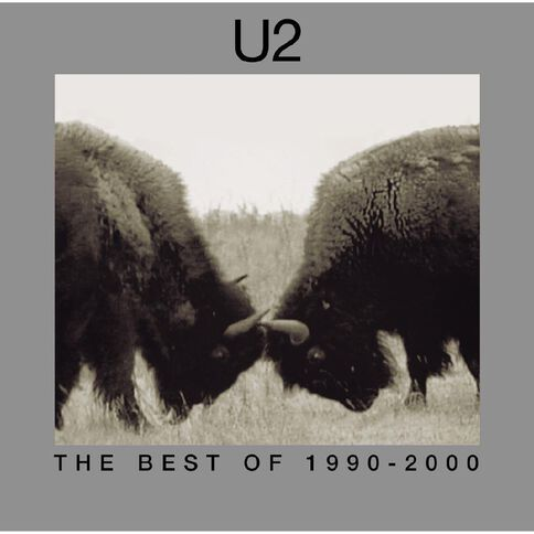 U2 Greates Hits 1990-2000 CD by U2 1Disc