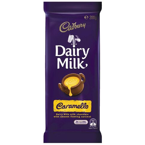Cadbury Dairy Milk Caramello 200g
