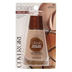 Covergirl Clean Liquid Makeup Creamy Natural 520 30ml