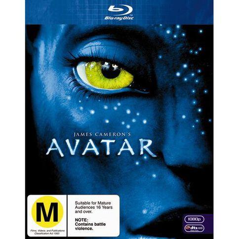Avatar Blu-ray 1Disc