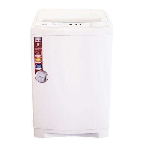 Akai Washing Machine Top Loading 9KG