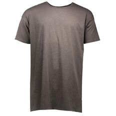 Urban Equip Plain Drop Shoulder Slub Tee