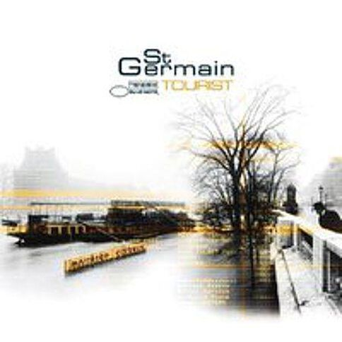 Tourist CD by St Germain 1Disc