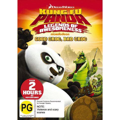 Kung Fu Panda Legends of Awesomeness V1 DVD 1Disc