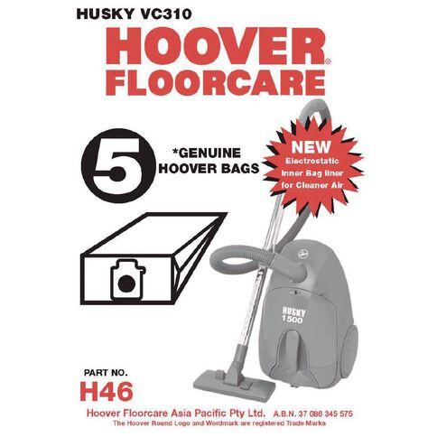 Hoover Vacuum Bags Husky